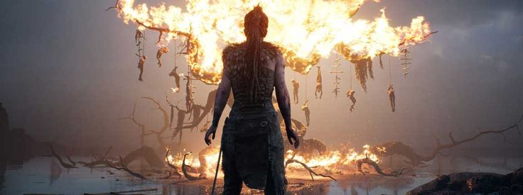 Hellblade: Senuas Sacrifice was the bestselling game on PlayStation Store in August