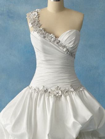 9 best Alfred Angelo images on Pinterest | Wedding frocks, Short ...