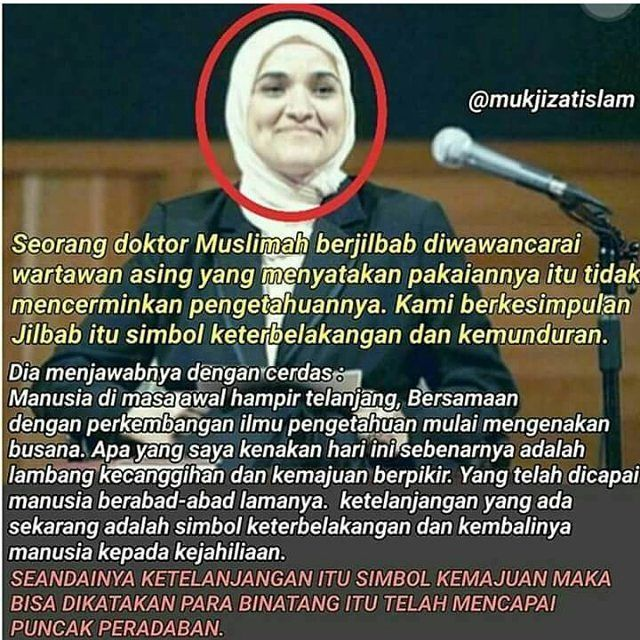 Allahuakbar .  Saya Mendukung Gerakan #IndonesiaMenutupAurat Bersama Majelis @TausiyahCinta_ . Follow and Support @IndonesiaMenutupAurat @IndonesiaMenutupAurat