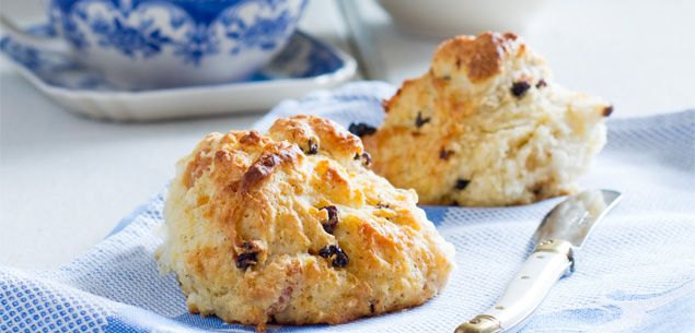 Food | Recipe | Fruit Buttermilk Scones - Food & recipes - Recipes - New Zealand Woman's Weekly
