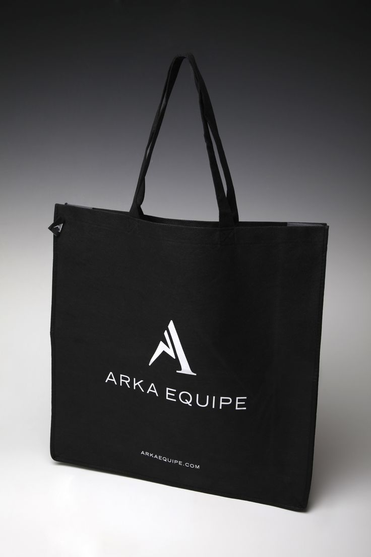 45 35cm Custom Logo Non Woven Bag Promotional Bags Advisment Print