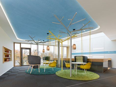 SAP Innovation Center HQ Office, Potsdam, Germany