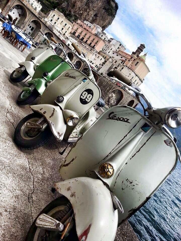 Vespa #valdera #tuscany #vespa