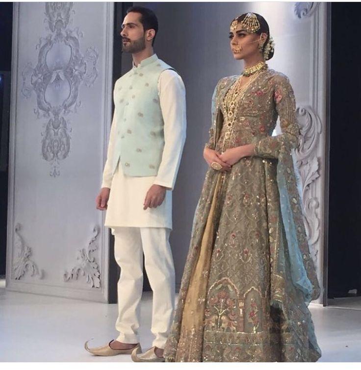 Pakistani couture by Zara shahjahan