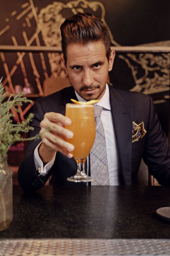 Drinks, Cocktails, Cocktail Bar, Mens Fashion, Mens Style, Blue Suite