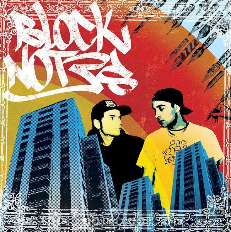 Stokka & Madbuddy - Blocknotes (Vinyl Limited Edition 2014)