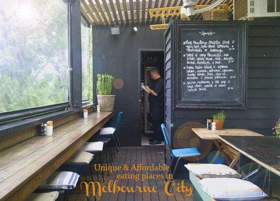 Melbourne Eating Guide