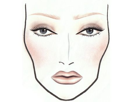 face illustration illustration pinterest face