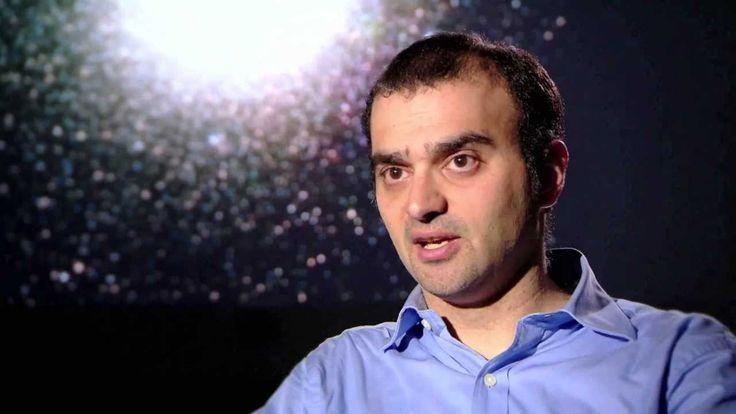 Sydney astronomer Bryan Gaensler builds a scale-model of our Solar System