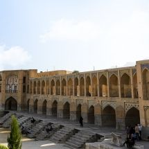Naqsh-e Jahan Square: A Structure that Reflect an Image of the World