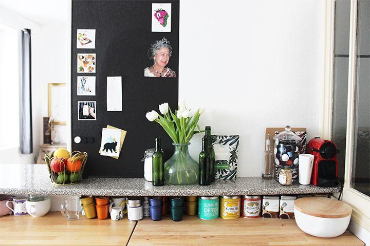 Les 489 meilleures images propos de deco sur pinterest tag res cuisine - Tableau magnetique cuisine ...
