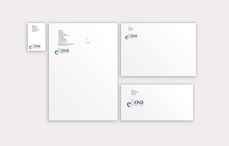 Buste, carta da lettere e biglietti da visita. #ImmagineCoordinata #BrandIdentity #CorporateIdentity #Logo #Branding #graphics #communication
