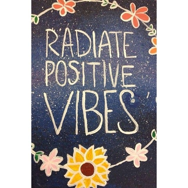 Positive VibesPositive Vibes Wallpaper