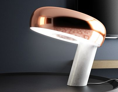 """Check out new work on my @Behance portfolio: """"""""ma'ôr"""" table lamp"""" http://be.net/gallery/47903891/maor-table-lamp"""