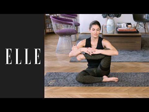 Le yoga comme détox émotionnelle┃ELLE Yoga - YouTube