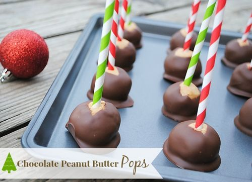 Chocolate+Peanut+Butter+Pops