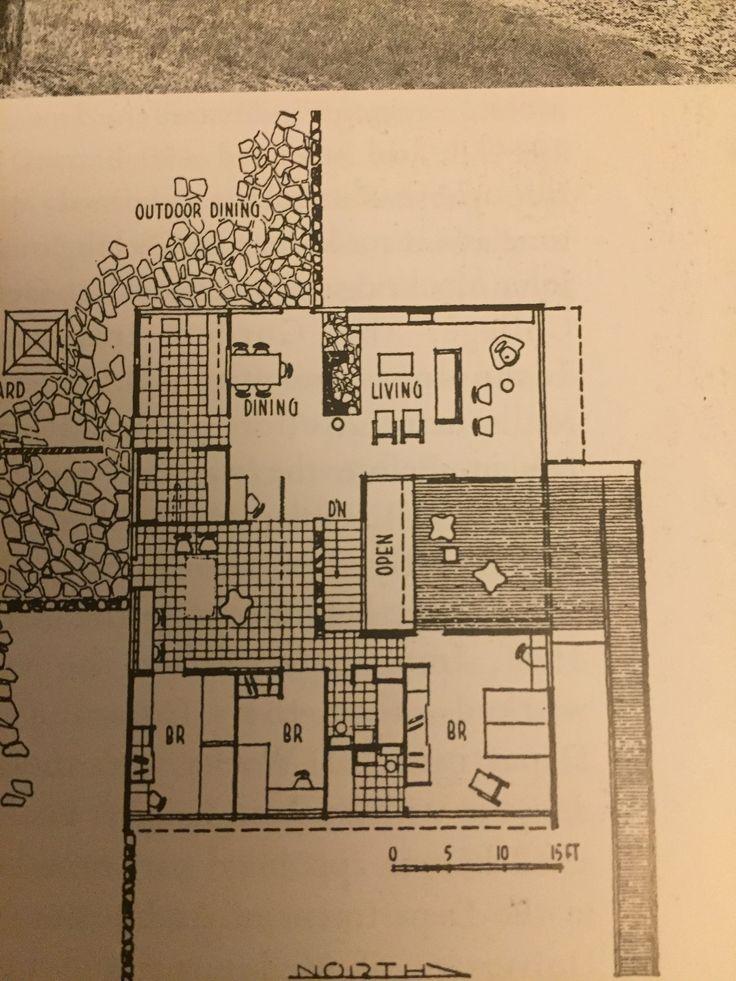 576 Best House Plans Images On Pinterest Vintage Houses