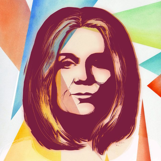 This is What 80 Looks Like. Happy Birthday Gloria Steinem!  Thanks to The New York Times for sharing!