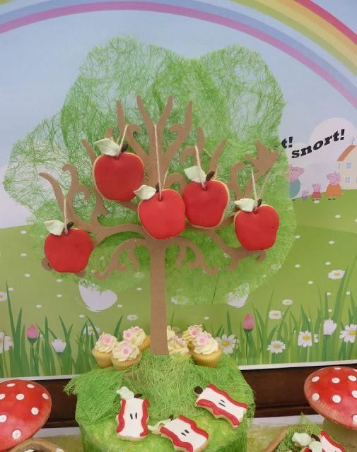 About Peppa Pig Toys Horse Theme Park Funfair Ride Figure