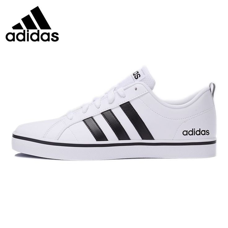 BRAND NEW Adidas Men's White Black Blue Neo VS Pace Fashion Sneakers US 11  | men's