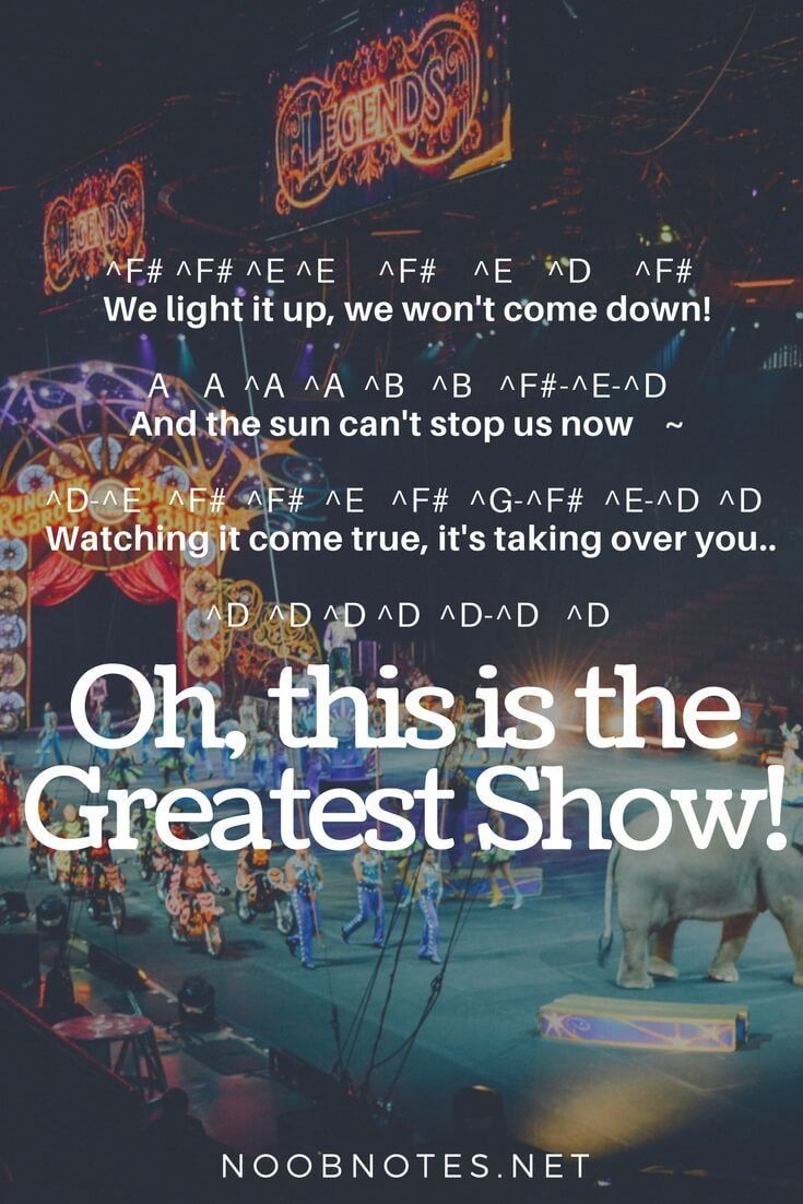 Pin By Gabbi And Ava On The Greatest Showman The Greatest Showman Clarinet Music Piano Songs