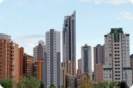Visit Benidorm - Skyline Sspectacular http://www.hmontemar.com