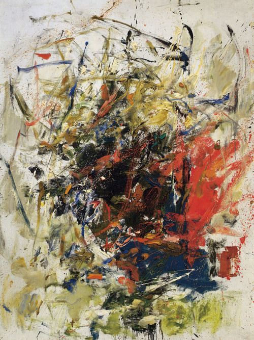 125 Best Artist Joan Mitchell Images On Pinterest Joan