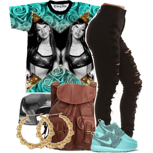 Left Eye, created by clickk-mee on Polyvore