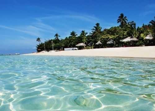 photo travel  Mamanuca island, Fiji, paradise