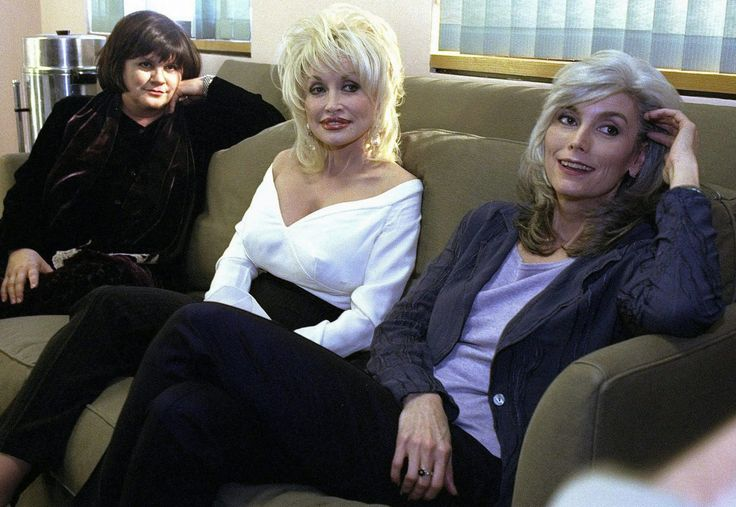 """COUNTRY Dolly Parton, Emmylou Harris and Linda Ronstadt, """"Trio"""" (Rhino/Warner, three discs) The story, as Linda Ronstadt tells it, began in Emmylou Harris' house. The phone rang in Ronstadt's """"Malibu Cottage"""" with Harris on the other end """"saying she had Dolly Parton in her living room and she wanted me to come over. Needing no more encouragement, I jumped in…"""