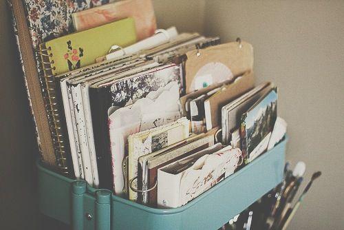 tea-and-vintagebooks:  the universe of style   via Tumblr on We Heart It.