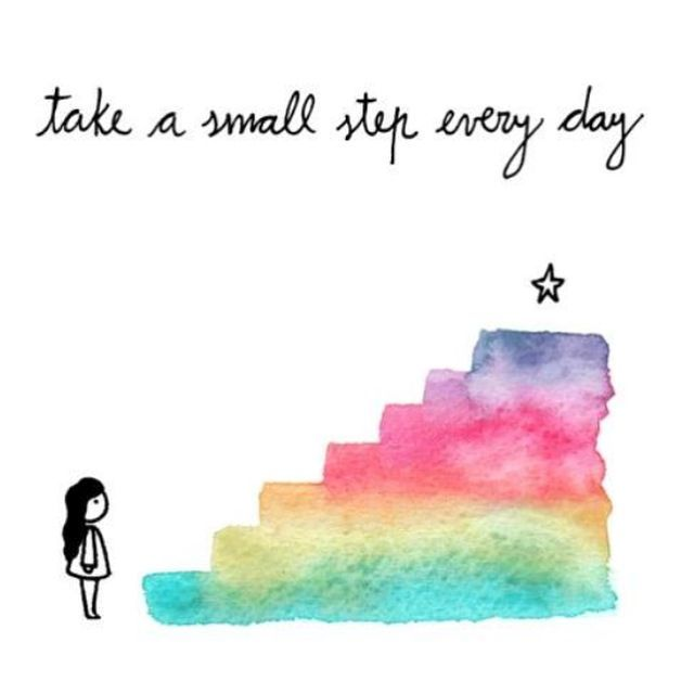 A guide to a healthier you   Baby steps quotes, Steps quotes ...