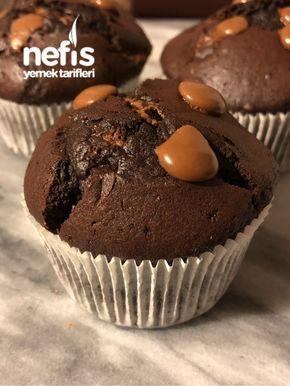 Çikolatalı Muffin #çikolatalımuffin #kektarifleri #nefisyemektarifleri #yemektarifleri #tarifsunum #lezzetlitarifler #lezzet #sunum #sunumönemlidir #tarif #yemek #food #yummy