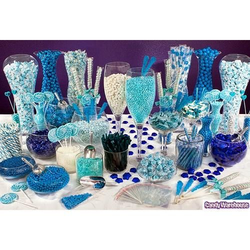 Candy Bar from Candy Warehouse awesome great for your special wedding day!