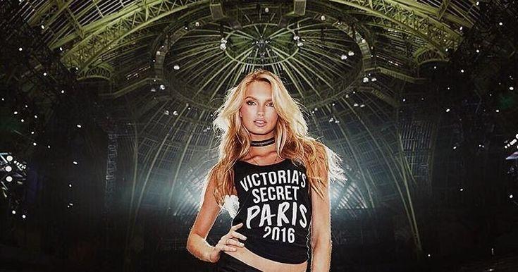 Диета, тренировки и секреты красоты Роми Стрейд + рецепт любимого снека модели Victoria's Secret