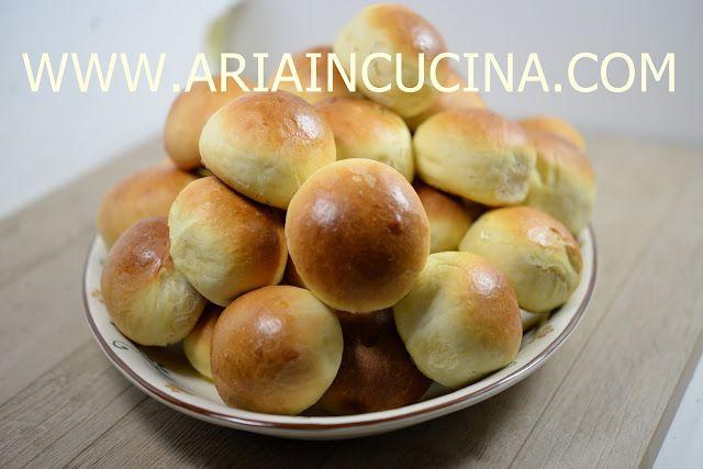 Blog di cucina di Aria: Panini al latte sofficissimi!