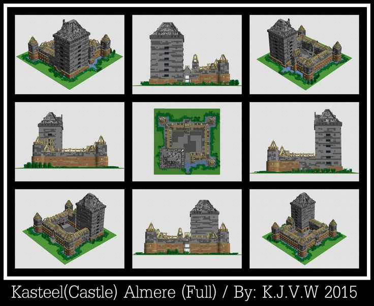 https://flic.kr/p/xeiEGP | Kasteel(Castle) Almere (Full) | if you want to read a detailed description about castle Almere, click on the picture to go to Flickr where the detailed description state is.