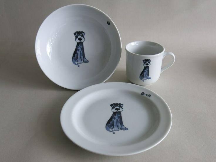 1000 bilder zu fr hst cksgeschirr lustige hunde und katzen auf porzellan auf pinterest. Black Bedroom Furniture Sets. Home Design Ideas