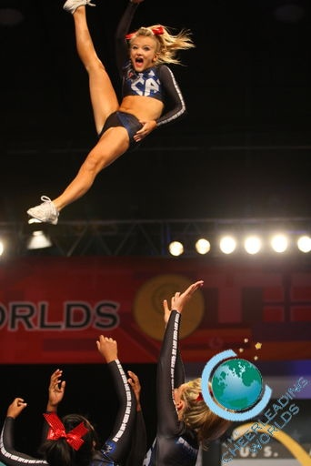 Cheer Athletics Panthers from Kythoni's Cheerleading: In the Air board http://pinterest.com/kythoni/cheerleading-in-the-air/ m.12.4 #KyFun