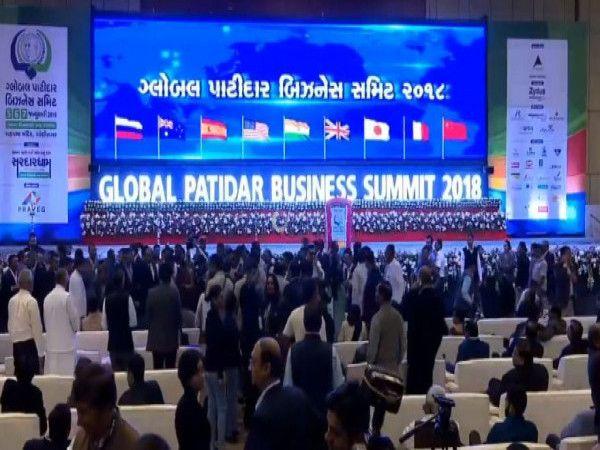 Jai Sardaar, Jai Patidaar, Global Summit begins