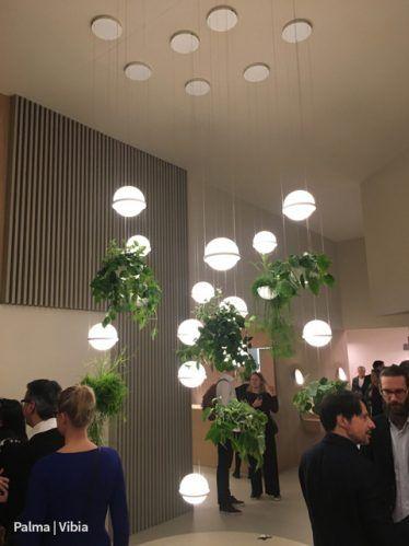 #palma #vibia #pendantlight #lightandbuilding2018 #Frankfurt #show #newproducts