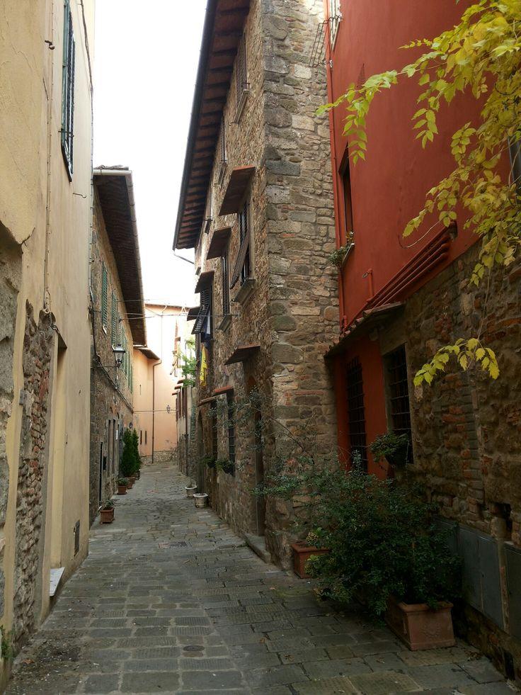 Street in Montecatini Alto