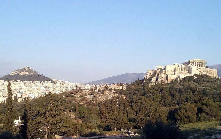 View from Pnyx – GreeceGram