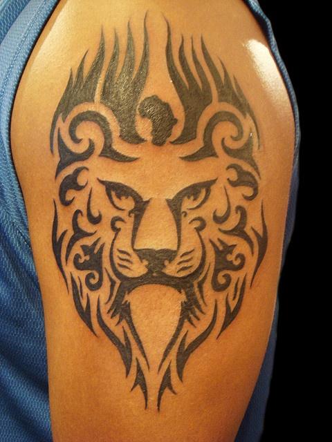 Lion Tattoos For Men Arm   Tattoo   Pinterest   Lion ...
