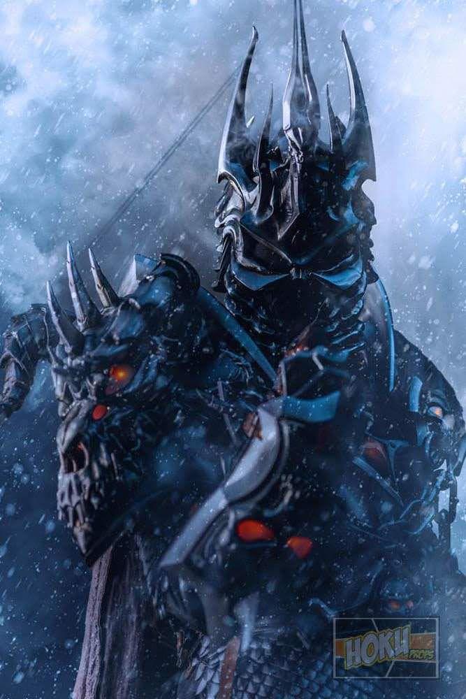 Lich King Bolvar Build Log Made By Hokuprops Bolvar King Warcraft Art World Of Warcraft Wallpaper Lich King