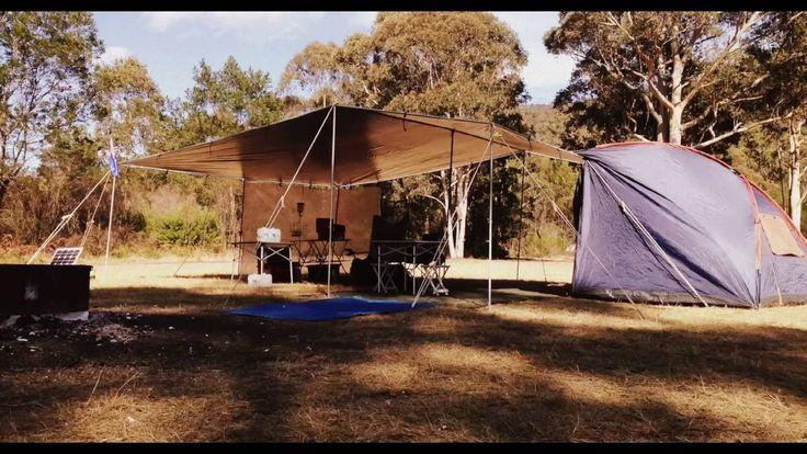FAMILY KIT from CampKings Australia - YouTube