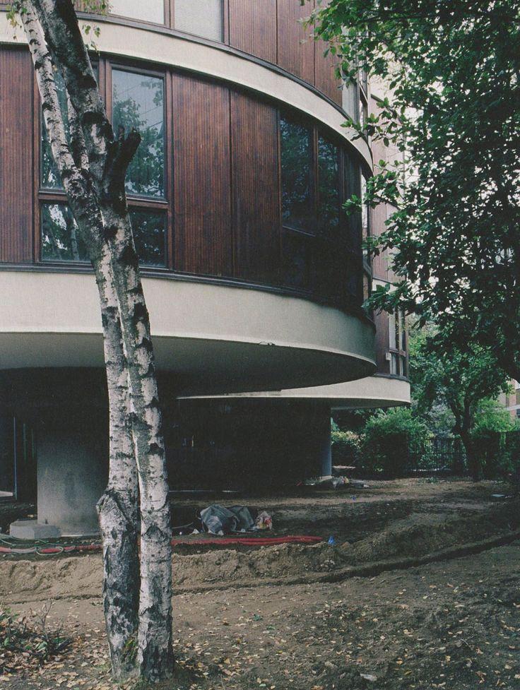 Paradise Backyard | Angelo Mangiarotti, Bruno Morassutti   S.Siro Milano