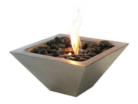 Anywhere fireplaces are ventless, requiring no construction, chimney, electric hookup, or gas lines. Uses Gel Fuel Canisters, which are safe for indoor use and put off no harmful toxins into the air. Please be sure to not confuse with the bio-ethanol fuel and other fuels sold for cars and other non-fireplace applications.