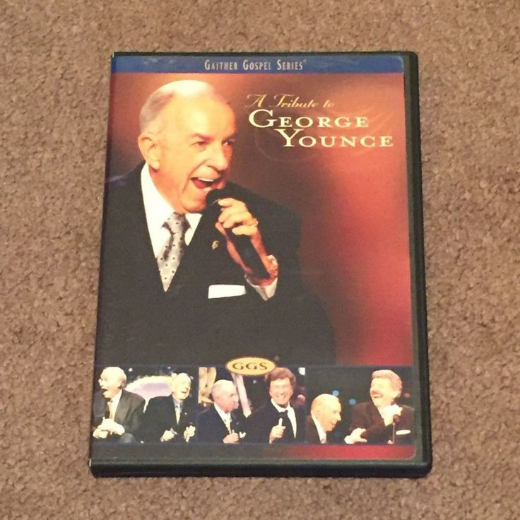 A Tribute To George Younce Gaither Gospel Series (DVD, Music Video, 2005)