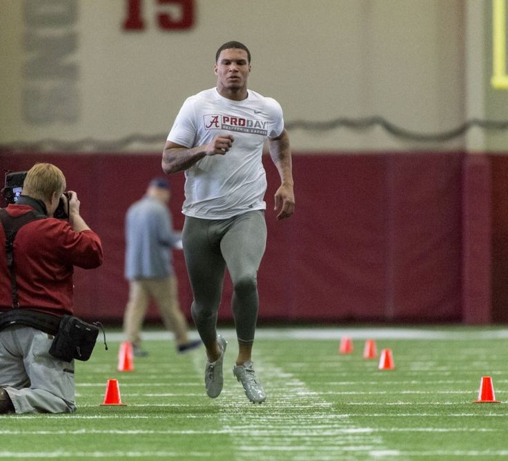 Notes, observations from Alabama football pro day | AL.com